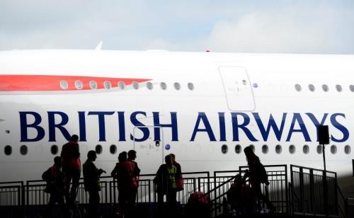 80% nhân viên Hãng hàng không quốc gia Anh được cho tạm nghỉ việc