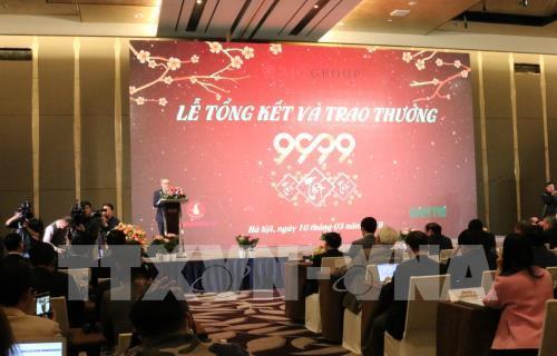 """Kim Thanh 9999: Tổng Kết Và Trao Giải Thưởng App """"9999 Tết"""""""
