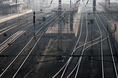 Chính phủ Đức chi 50 tỉ euro nâng cấp mạng lưới đường sắt
