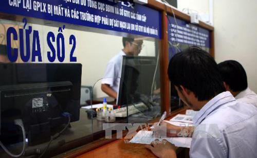 Hải Dương tạm dừng cấp giấy phép lái xe cơ giới đường bộ và vận tải khách bằng ô tô