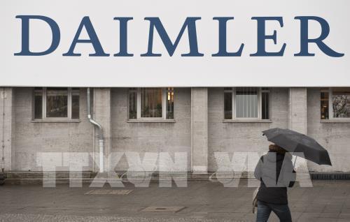 Lợi nhuận của Daimler có thể giảm gần 70% trong quý I/2020