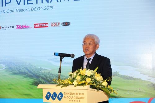 Hình ảnh: FLC giành quyền đăng cai giải 'FLC World Amateur Golfers Championship Vietnam 2019' số 3