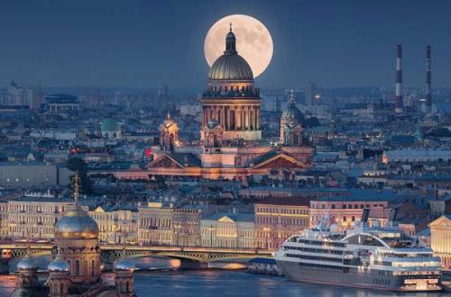Áp dụng phí du lịch tại cố đô của nước Nga