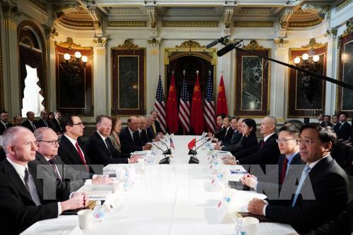 Mỹ - Trung thảo luận về thỏa thuận thương mại giai đoạn 1 vào ngày 15/8