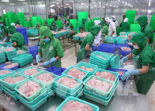 Xuất khẩu nông, lâm, thủy sản 9 tháng tăng 1,6%