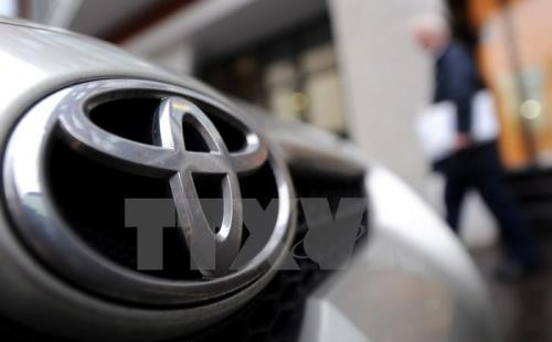 Toyota khôi phục toàn bộ các nhà máy trên thế giới