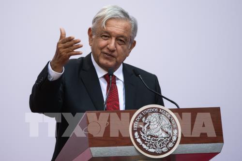 Mexico cam kết trả các khoản nợ về sử dụng nguồn nước cho Mỹ