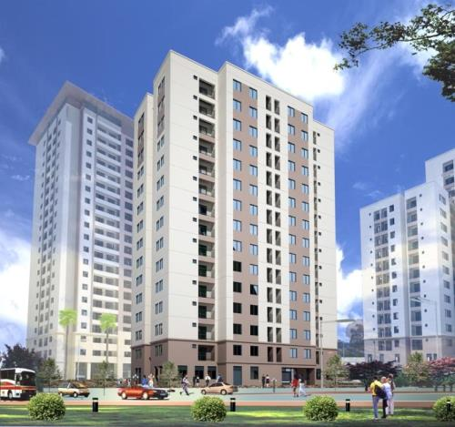 Dành tối thiểu 30% diện tích đất ở của dự án để xây nhà thương mại giá thấp