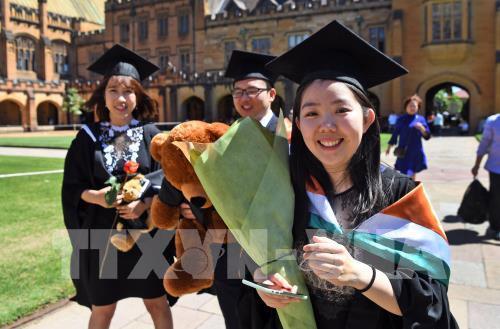 Sinh viên quốc tế sẽ được trở lại Australia trong tháng 10 này