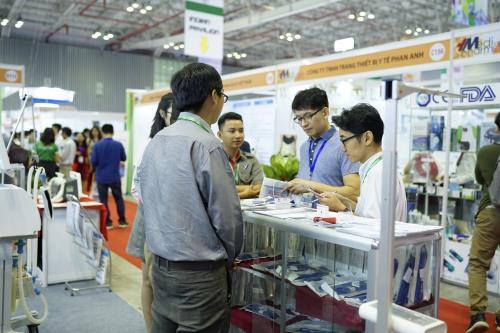 Sắp diễn ra triển lãm Vietnam Medi-Pharm Expo 2019