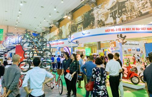 Hơn 300 doanh nghiệp sẽ tham gia triển lãm Vietnam Cycle và Vietnam sport show 2019