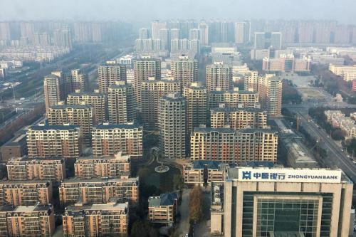 """Vì sao nhà đầu tư nước ngoài """"đặt cược"""" vào thị trường bất động sản cho thuê Trung Quốc?"""
