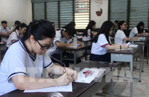 Kỳ thi THPT quốc gia 2020: Bộ Giáo dục và Đào tạo sẽ giảm tải chương trình