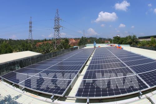 Các ngân hàng Nhật Bản cấp khoản vay 330 triệu USD cho dự án điện Mặt Trời tại Qatar
