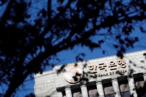 Tiền gửi bằng ngoại tệ tại Hàn Quốc tiếp tục sụt giảm