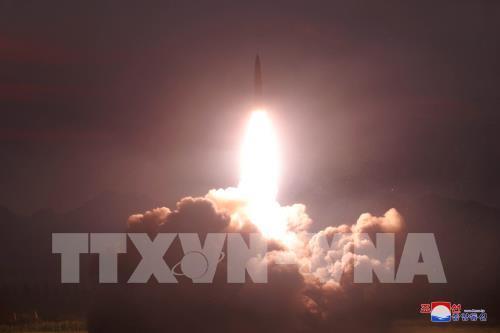 38 North: Dấu hiệu cho thấy Triều Tiên sắp thử tên lửa đạn đạo từ tàu ngầm