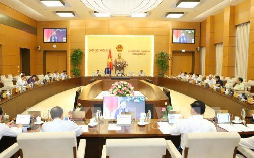 Ngày 9/9, khai mạc Phiên họp thứ 37 của Ủy ban Thường vụ