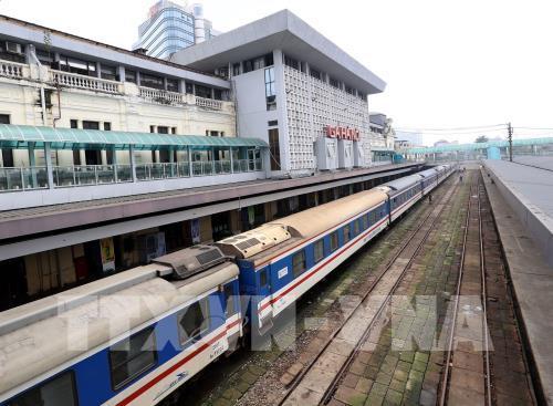 Xây dựng chiến lược phát triển giao thông vận tải đường sắt Việt Nam đến năm 2030