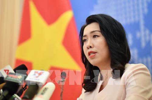 Phản đối, yêu cầu Trung Quốc bồi thường thỏa đáng thiệt hại cho ngư dân Việt Nam