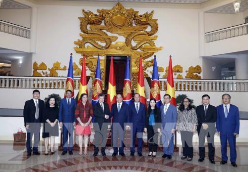 25 năm Việt Nam gia nhập ASEAN: Đóng góp tích cực cho hội nhập và xây dựng cộng đồng