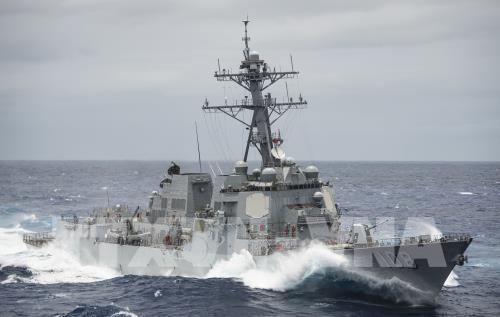 Châu Âu thúc đẩy giải quyết hòa bình vấn đề Biển Đông theo UNCLOS