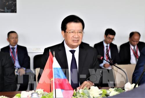 Việt Nam ủng hộ doanh nghiệp Nga mở rộng thăm dò khai thác dầu khí