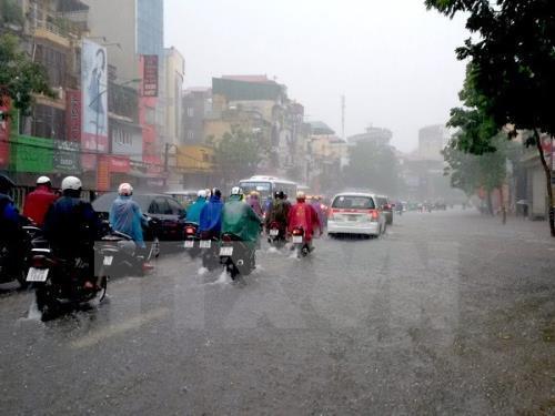 Dự báo thời tiết hôm nay 26/9: Bắc Bộ mưa to, đề phòng lũ quét và sạt lở đất