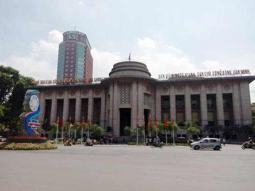 Ngân hàng Nhà nước điều chỉnh hạ các mức lãi suất điều hành