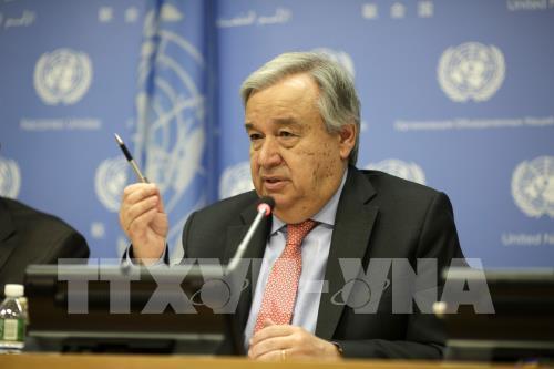 Tổng thư ký Liên hợp quốc kêu gọi giảm nợ cho các nước đang phát triển