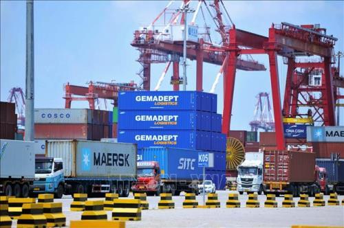 Eurostat: Trung Quốc trở thành đối tác thương mại hàng đầu EU