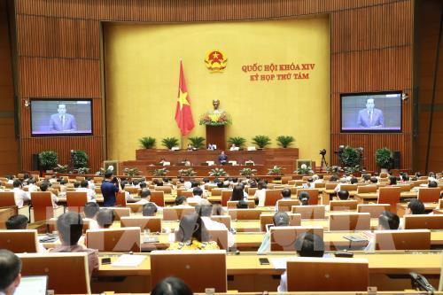 Kỳ họp thứ 9, Quốc hội khóa XIV dự kiến họp trực tuyến trước khi họp tập trung