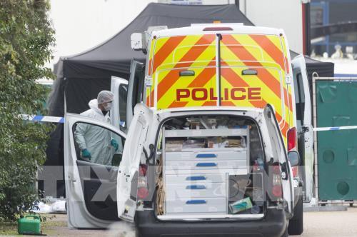 Vụ 39 thi thể trong xe tải ở Anh: Dẫn độ đối tượng chủ chốt sang Anh xét xử