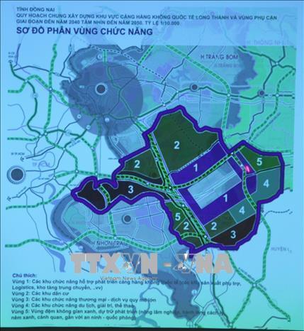 Phê duyệt giá đất khi nhà nước thu hồi để xây dựng sân bay Long Thành