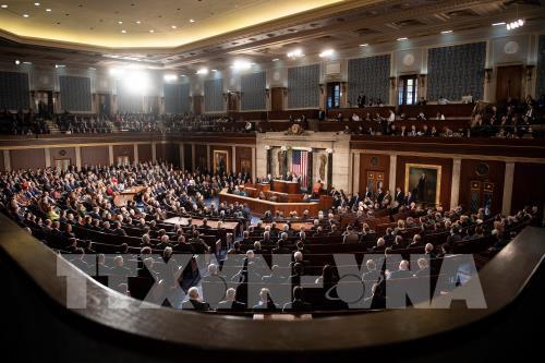 Dịch COVID-19: Lần đầu tiên trong lịch sử các nghị sĩ Mỹ đề xuất bỏ phiếu từ xa
