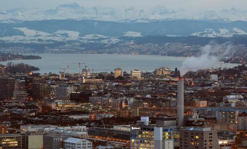 Ngân hàng lớn nhất Thụy Sỹ UBS tăng 10 bậc trong bảng xếp hạng M&A