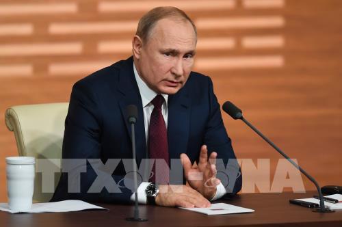 Tổng thống Nga tuyên bố hoàn toàn kiểm soát đại dịch COVID-19