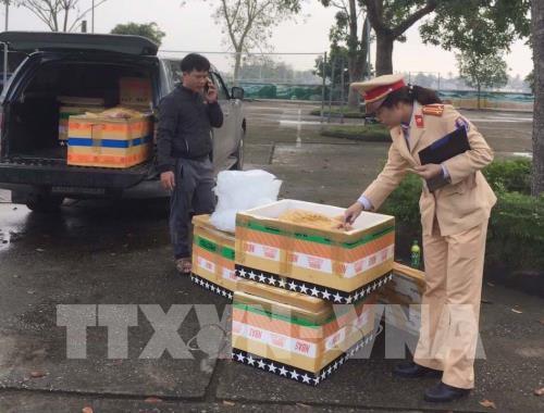 Lập 6 đoàn kiểm tra về an toàn thực phẩm tại 12 tỉnh, thành phố