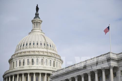 Hạ viện Mỹ thông qua dự luật ngăn chặn chính phủ đóng cửa