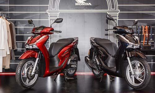 Doanh số bán ô tô và xe máy của Honda Việt Nam tăng giảm trái chiều