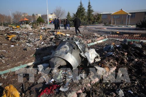 Iran thừa nhận bắn nhầm máy bay chở khách Ukraine