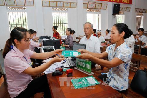 Ngân hàng Chính sách Xã hội đã nhận 16.000 tỷ đồng tái cấp vốn