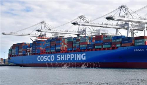 Dịch bệnh COVID-19 khiến thâm hụt thương mại Mỹ tiếp tục tăng
