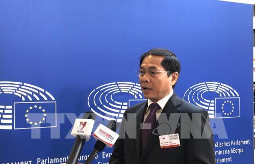 Hiệp định EVFTA và EVIPA: Bước triển khai quan trọng Chiến lược tổng thể hội nhập quốc tế