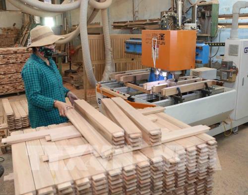Dự báo xuất khẩu gỗ vẫn đạt 12 tỷ USD