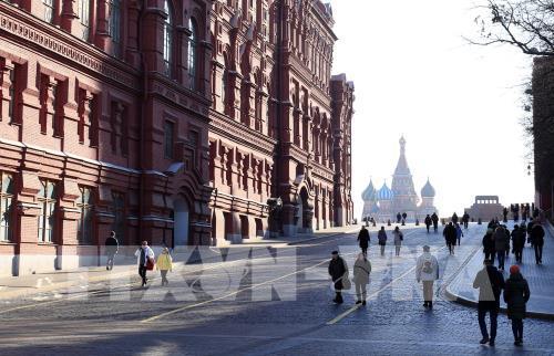 Thủ đô Moskva bước đầu nới lỏng các biện pháp cách ly
