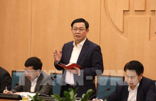 Hà Nội: Cắt giảm công việc chưa thực sự cần thiết dành nguồn lực phòng, chống dịch