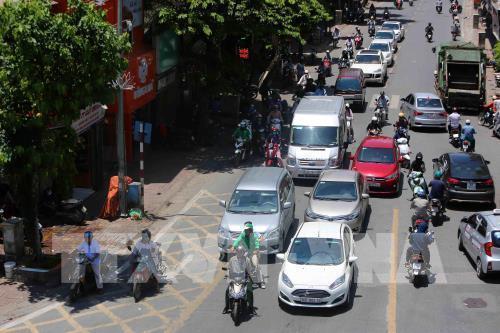 Ngày 6/5, chỉ số tia UV của 3 thành phố lớn ở mức gây hại cao đến rất cao