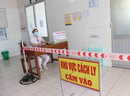 Dịch COVID-19: Thái Nguyên cách ly gần 250 người liên quan đến bệnh nhân số 178