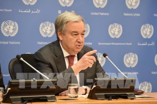 Tổng thư ký Liên hợp quốc: Ấn Độ cần chấm dứt xây dựng nhà máy nhiệt điện than
