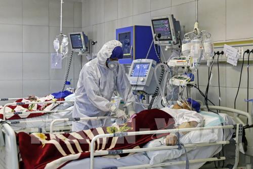 EU viện trợ nhân đạo hơn 20 triệu USD cho Iran để chống dịch COVID-19